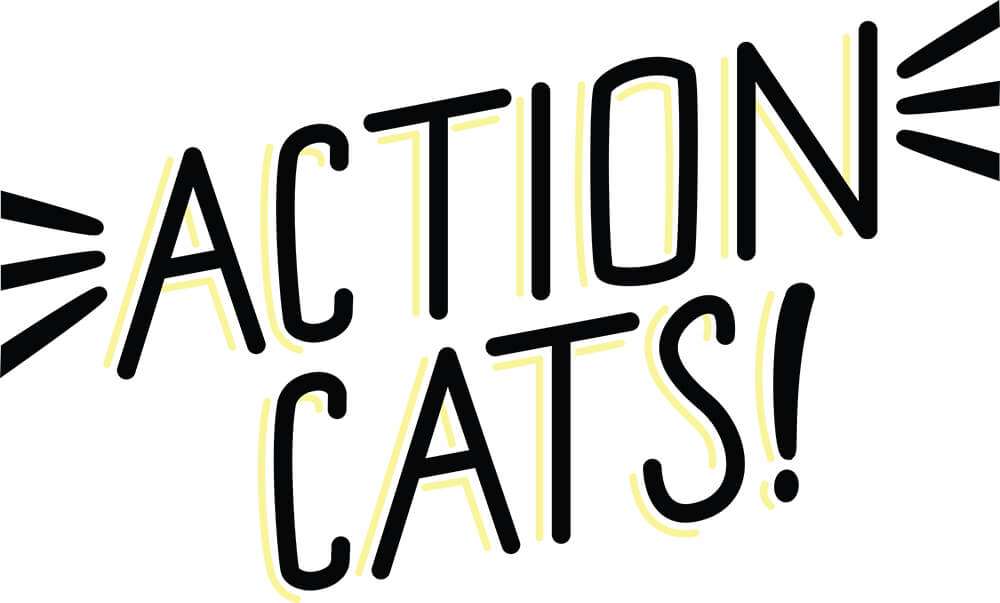 Action Cats logo